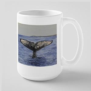 Whale Large Mug
