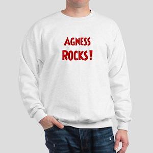 Agness Rocks Sweatshirt
