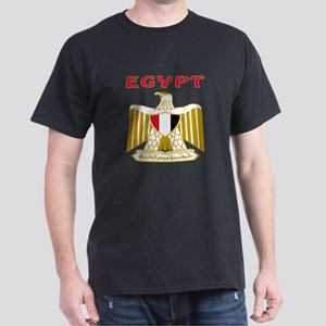Egypt Coat of arms Dark T-Shirt