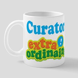 Curator Extraordinaire Mug