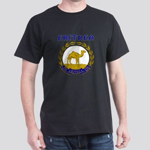 Eritrea Coat of arms Dark T-Shirt