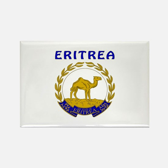 Eritrea Coat of arms Rectangle Magnet