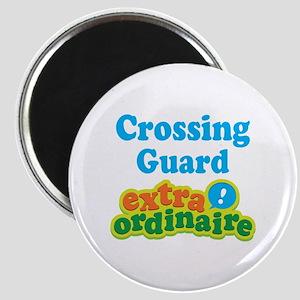 Crossing Guard Extraordinaire Magnet