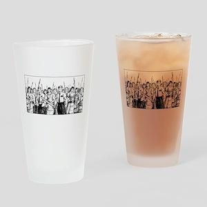 Stripling Warriors Drinking Glass