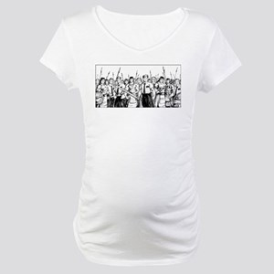 Stripling Warriors Maternity T-Shirt