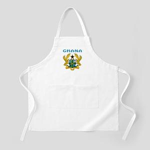 Ghana Coat of arms Apron