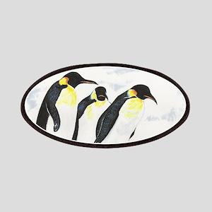 Penguins- God's Creatures Patches
