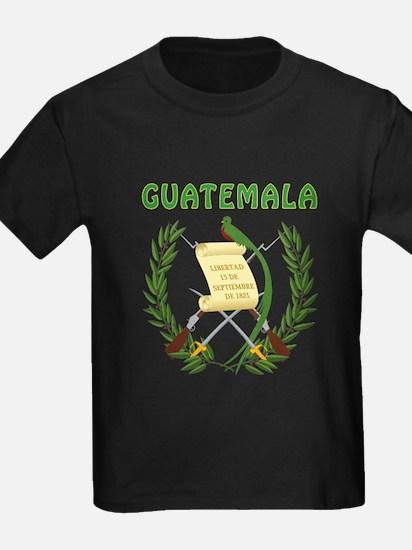 Guatemala Coat of arms T
