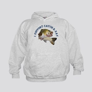 Catch and Eat Kids Hoodie