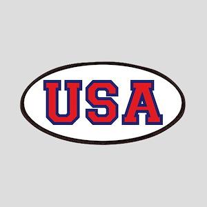 USA Logo Patches