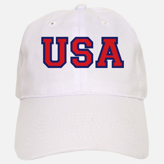 USA Logo Baseball Baseball Cap