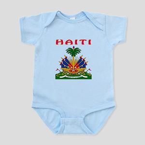 Haiti Coat of arms Infant Bodysuit