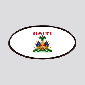 Haiti Coat of arms Patches