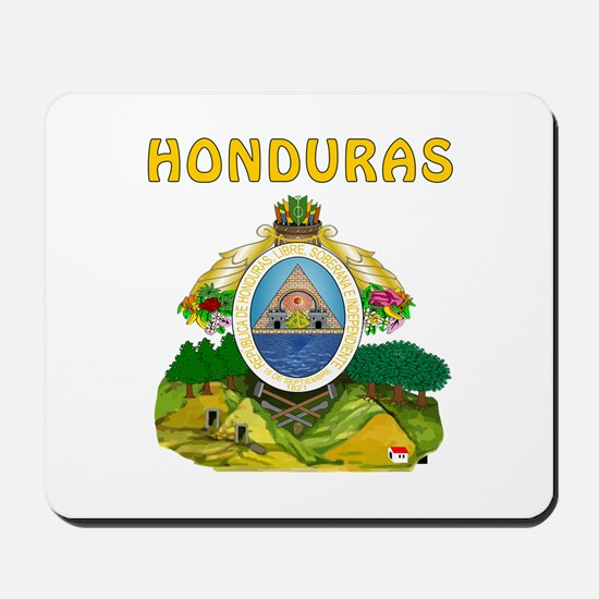 Honduras Coat of arms Mousepad