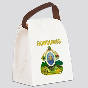 Honduras Coat of arms Canvas Lunch Bag