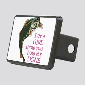 Let a Girl Show you How Rectangular Hitch Cover