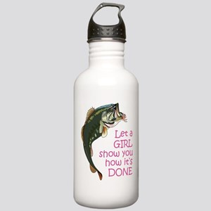 Let a Girl Show you How Stainless Water Bottle 1.0