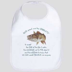 A Fishermans Prayer Bib