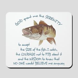 A Fishermans Prayer Mousepad