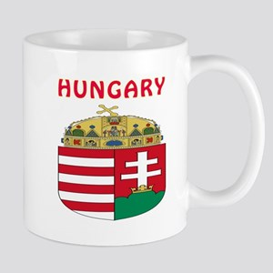 Hungary Coat of arms Mug