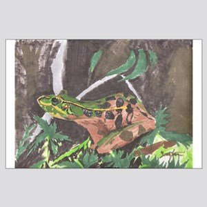 Frog- God's Creatures Large Poster