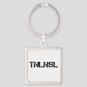 TNLNSL Square Keychain