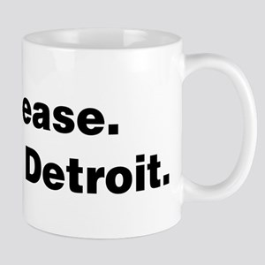 Im from Detroit Mug