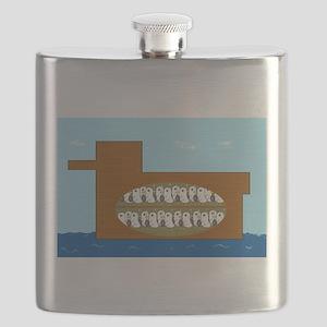 Trojan Duck Flask