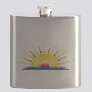 Sunny Day Flask