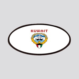 Kuwait Coat of arms Patches