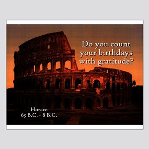 Do You Count Your Birthdays - Horace Posters