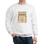 James Younger Gang Wanted Sweatshirt