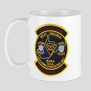 West Virginia Narcs Mug