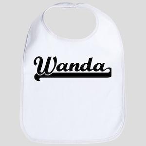Black jersey: Wanda Bib