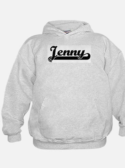 Black jersey: Jenny Hoodie