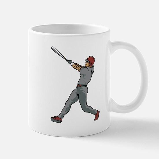 Left Handed Batter Mug