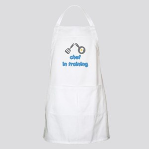 chef in training Apron w/pockets