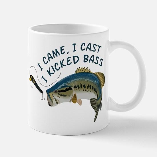 I Kicked Bass Mug