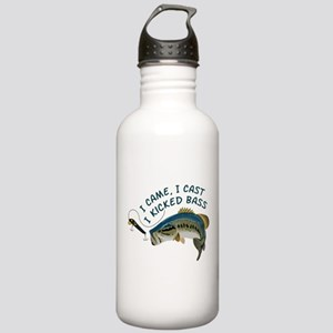 I Kicked Bass Stainless Water Bottle 1.0L
