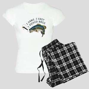 I Kicked Bass Women's Light Pajamas