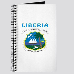 Liberia Coat of arms Journal