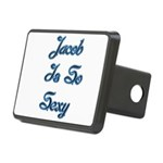 Jacob is so sexy 3 Rectangular Hitch Cover