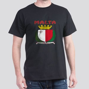Malta Coat of arms Dark T-Shirt