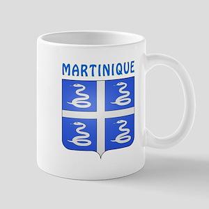 Martinique Coat of arms Mug