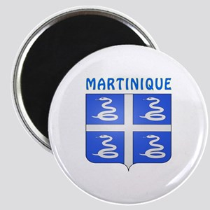 Martinique Coat of arms Magnet