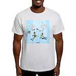 Pair-a-Shoes vs. Parachute Light T-Shirt