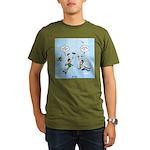 Pair-a-Shoes vs. Parachute Organic Men's T-Shirt (
