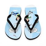 Pair-a-Shoes vs. Parachute Flip Flops