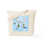 Pair-a-Shoes vs. Parachute Tote Bag