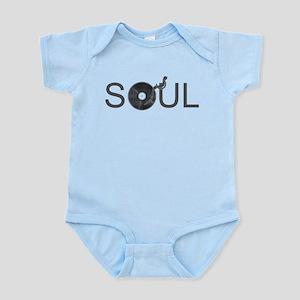 Soul Music Vinyl Infant Bodysuit